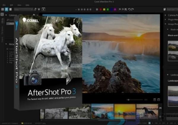 Corel AfterShot 3 for mac download