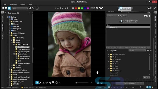 Corel AfterShot 3 for mac free download