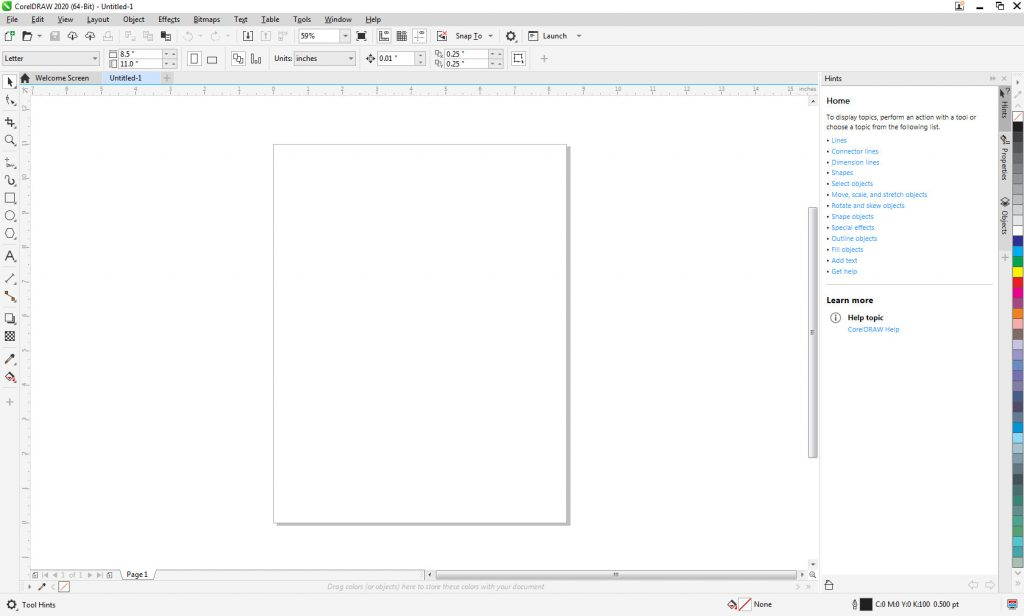 CorelDRAW 2020 for Use