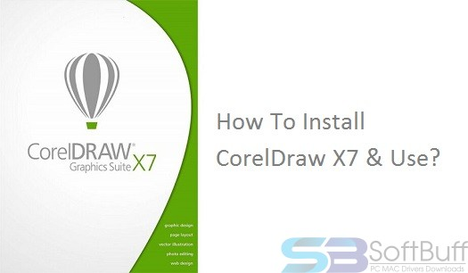 Coreldraw x7 how to install