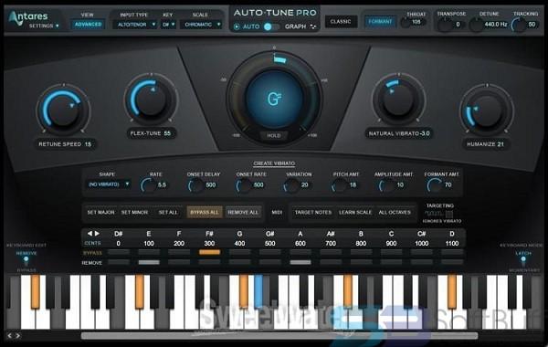 Download Auto-Tune Pro 7 for Mac Free
