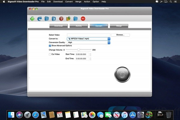 Download Bigasoft Video Downloader Pro for Mac
