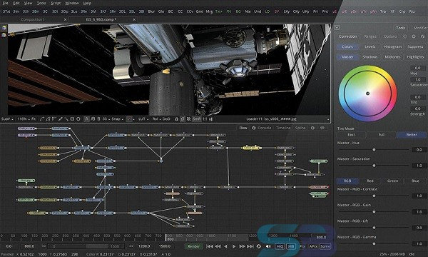 Download Blackmagic Fusion Studio 9 for Mac Free