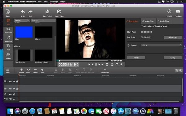 Download MovieMator Video Editor Pro 2.5.7 for Mac Free