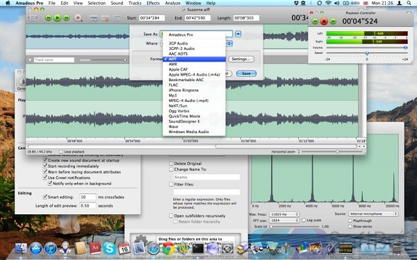 Free Download Amadeus Pro for Mac Offline