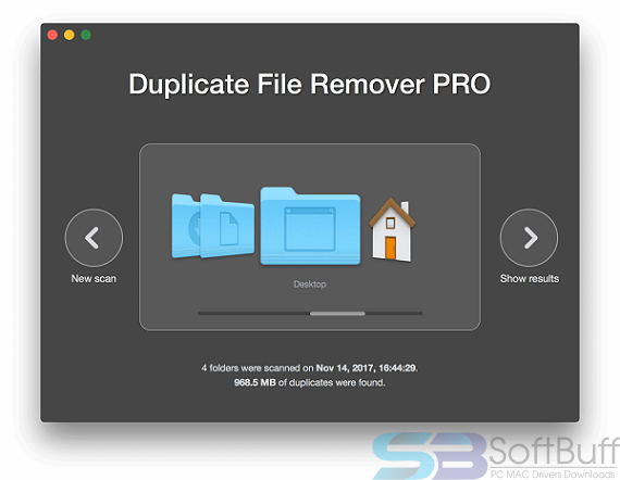 Free Download Duplicate File Finder Pro for Mac Direct