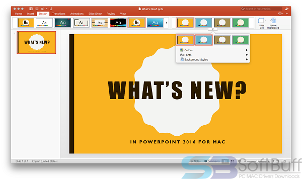 Free Download Microsoft Powerpoint 2016 for Mac Offline