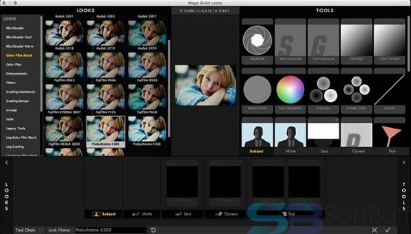 Free Download Red Giant Magic Bullet Suite 13.0.12 for Mac Direct