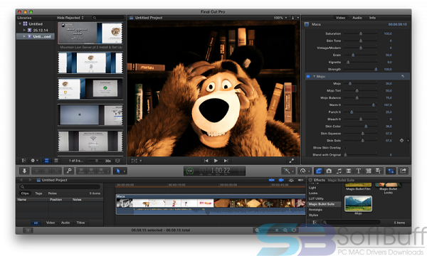 Free Download Red Giant Magic Bullet Suite 13.0.12 for Mac Offline