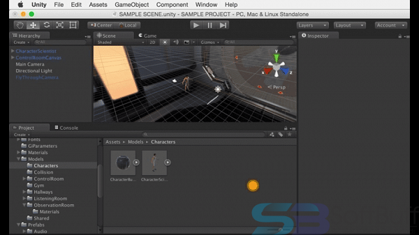 Free Download Unity 3D Pro 2017 for Mac Direct