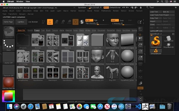 Free Download Zbrush 2019 for Mac Direct
