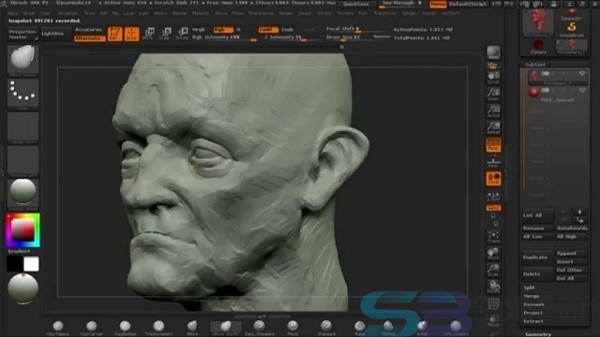 Free Download Zbrush 2019 for Mac Offline macOS