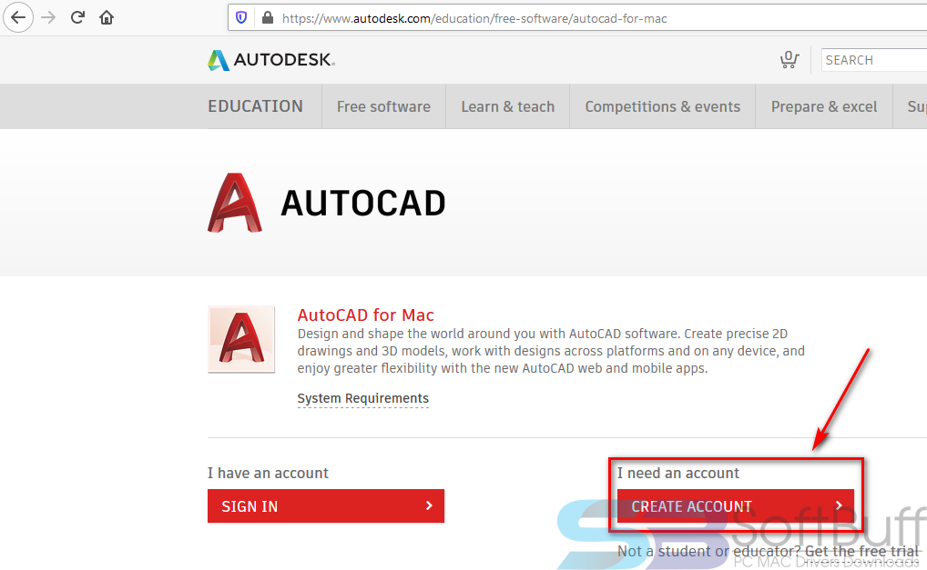 How to Download AutoCAD 2021 for Mac Student Version