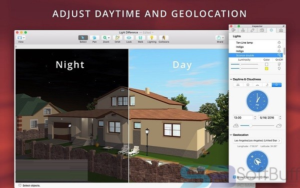 Live Home 3D Pro 3.7.3 Multilingual for Mac Free Download