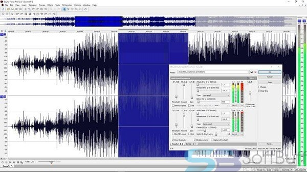 MAGIX SOUND FORGE Pro for Mac free download