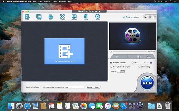 MacX Video Converter Pro 6.5 for mac Free Download