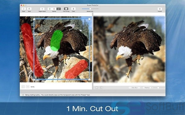 Super PhotoCut 2.7 for Mac Free Download