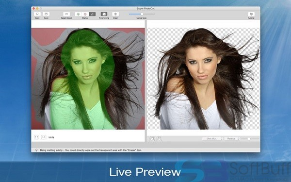 Super PhotoCut for mac free download