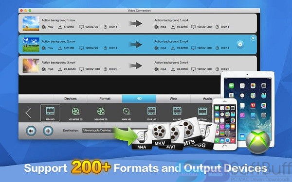 Total Video Tools 1.2 for Mac Free Download