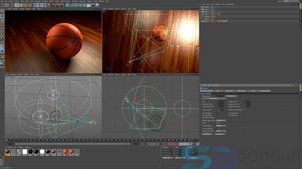 CINEMA 4D Studio R19 for Mac Offline