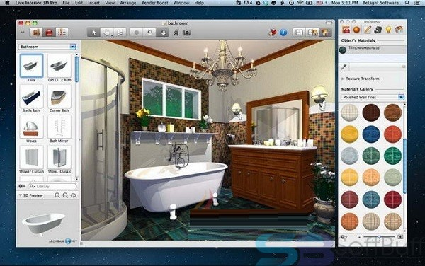 Download Live Home 3D Pro for Mac