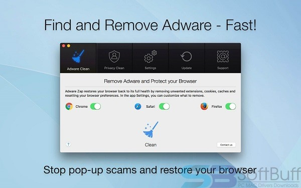 Free Download Adware Zap Pro for Mac Direct