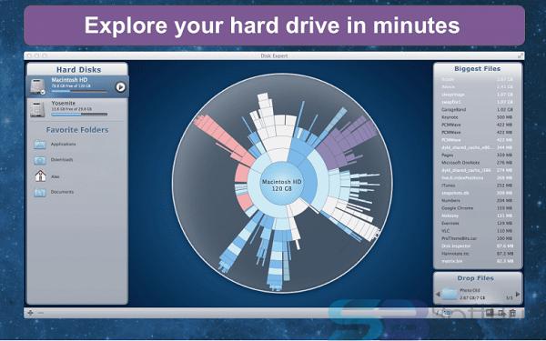 Free Download Disk Expert for Mac Offline