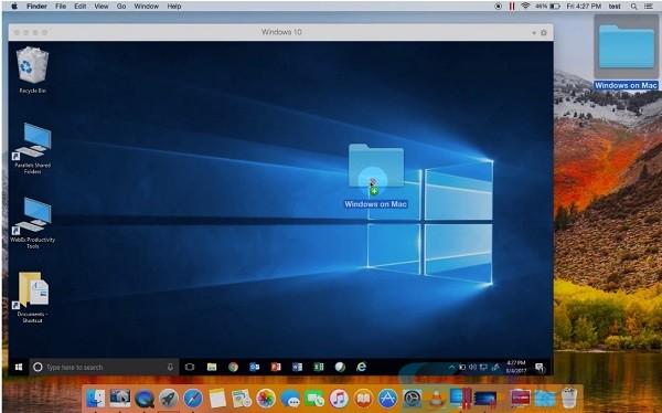 Free Download Parallels Desktop 15 for Mac Direct