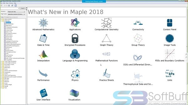 Maplesoft-Maple-2018-for-Mac-Free-Download