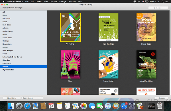 Swift Publisher for Mac free download