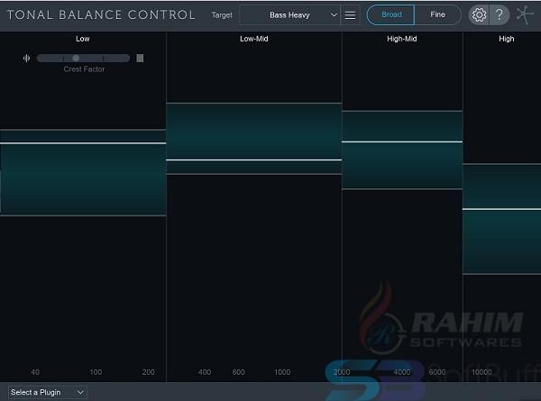 iZtope Tonal Balance Control for Mac Download