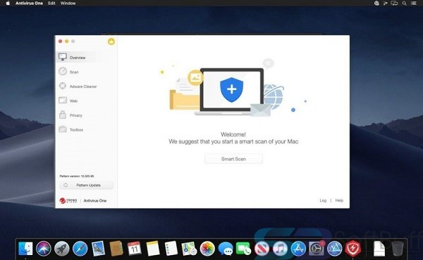 Antivirus One Pro for Mac Free Download