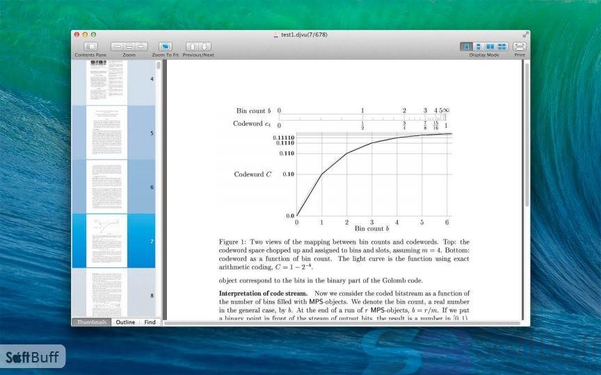 DjVu Reader Pro 2.4.2 for Mac free download