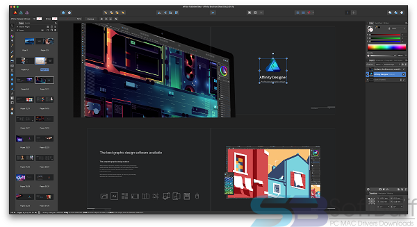 Free Download Affinity Photo Beta 1.8.4 for Mac Offline
