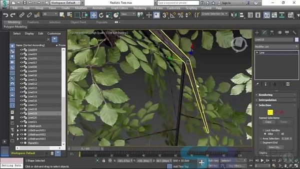 Laubwerk Plants Kit 4 for Mac Free Download
