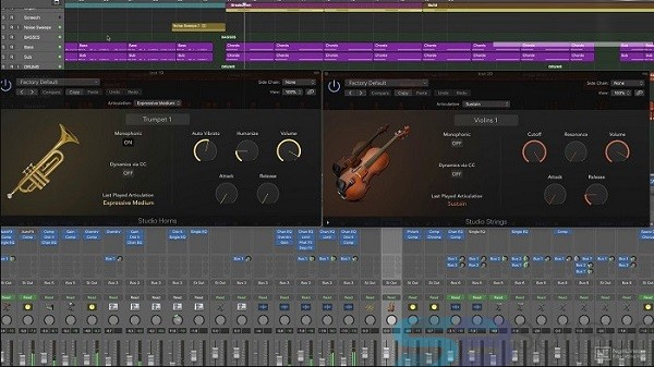 Free Download Logic Pro X 10 5 1 For Mac