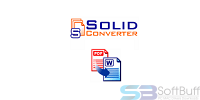 Solid Converter 2.1 for Mac Download Offline Installer DMG