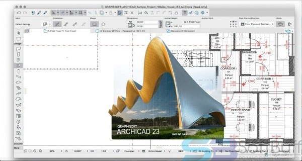 Archicad 23 for Mac Free Download