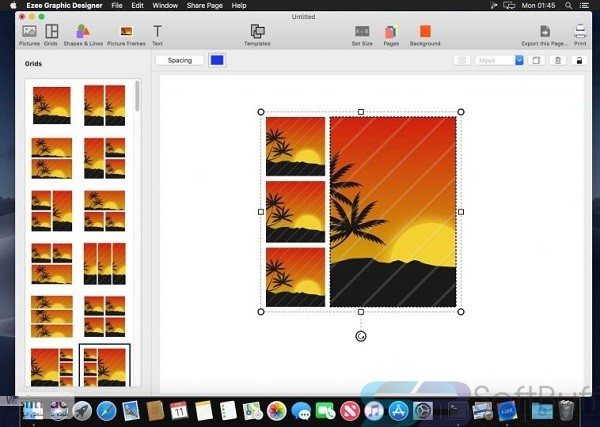 Ezee Graphic Designer for macOS free download