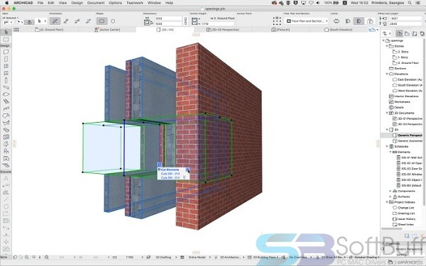 Graphisoft Archicad 23 for macOS Free Download