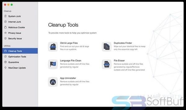 MacClean for Mac Free Download