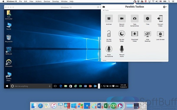 Parallels Desktop Business Edition 15 for Mac Free Download