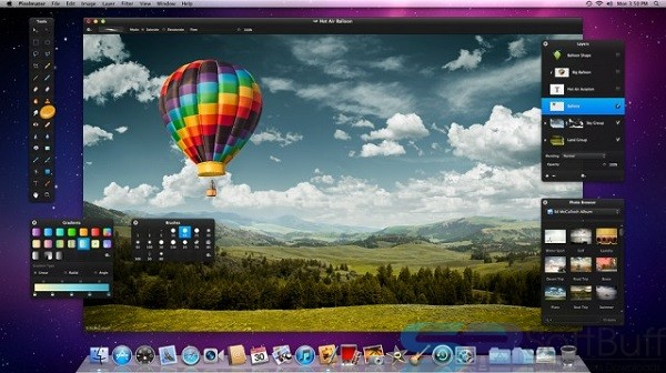 Pixelmator Pro 1.7 for macOS free download