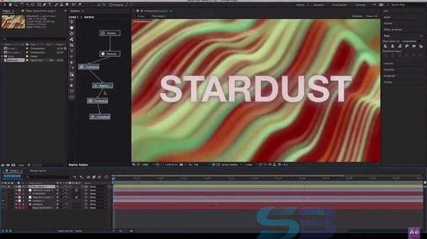 Superluminal Stardust 1.2.1 for mac free download