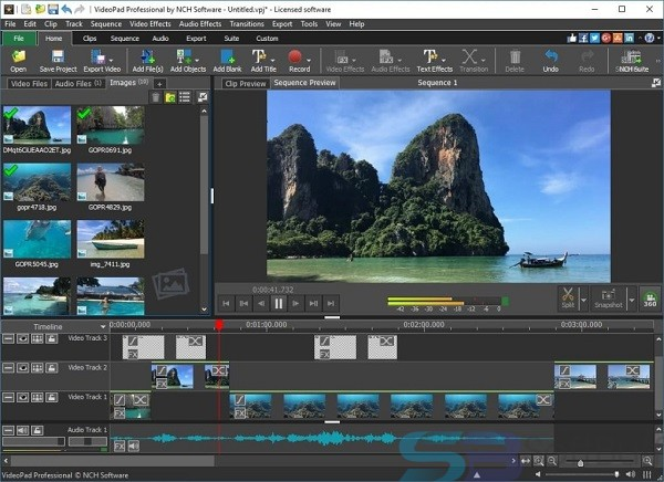 VideoPad 8 for Mac free download