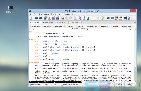 ZOC Terminal 7 for Mac Free Download