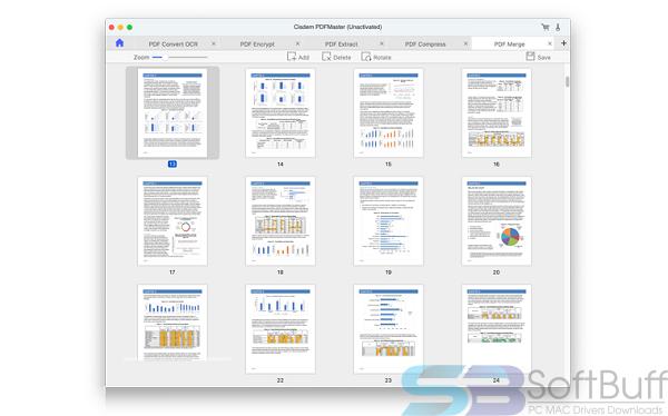 Cisdem PDFMaster 4.0 for Mac