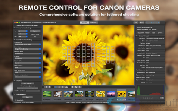 DSLR Assistant 3.3 for Mac Free Download