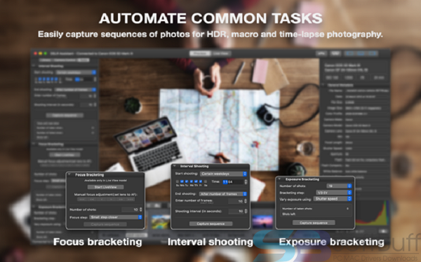 Download DSLR Assistant for macOS Free