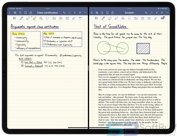 Download GoodNotes 5 for macOS free